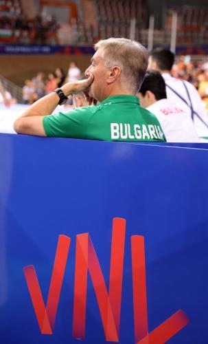 България - Иран 0:3