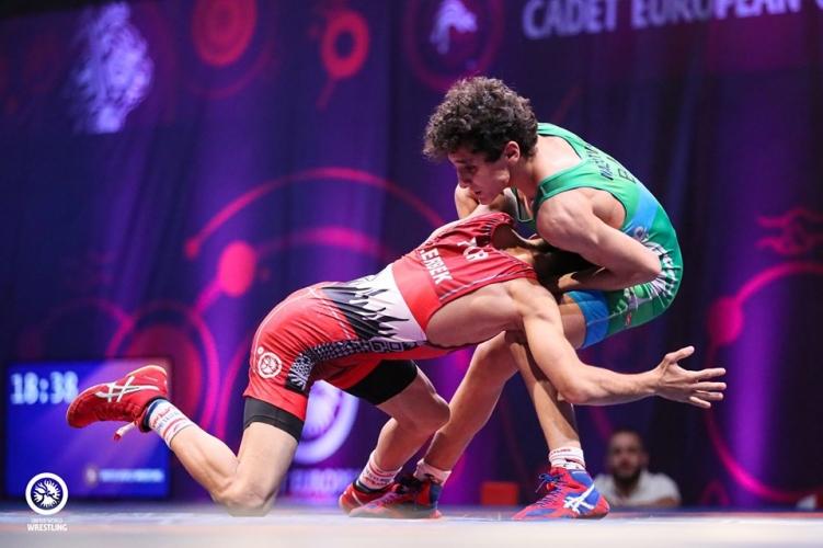 Едмонд Назарян триумфира с втора поредна европейска титла!