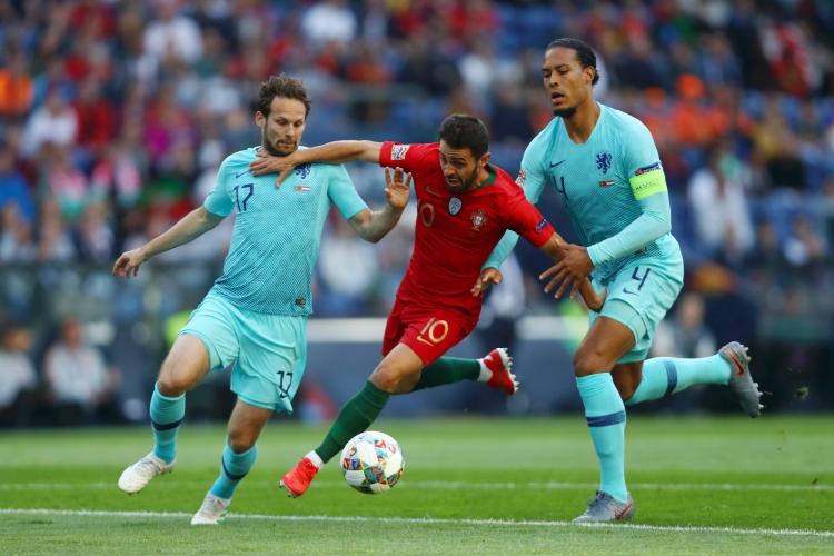 Португалия - Холандия