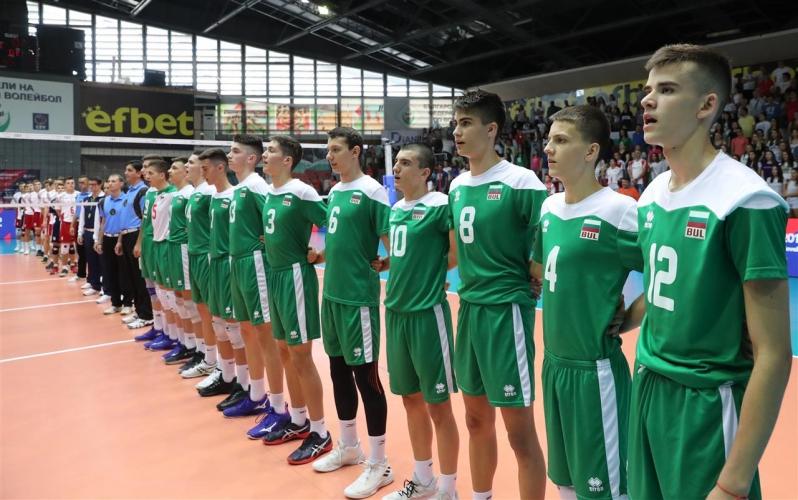 Полуфинал на Евроволей 2019 в София: България - Полша