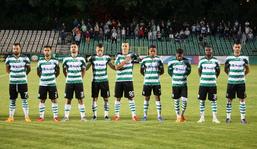 Черно море - Локомотив (Пловдив) 3:1