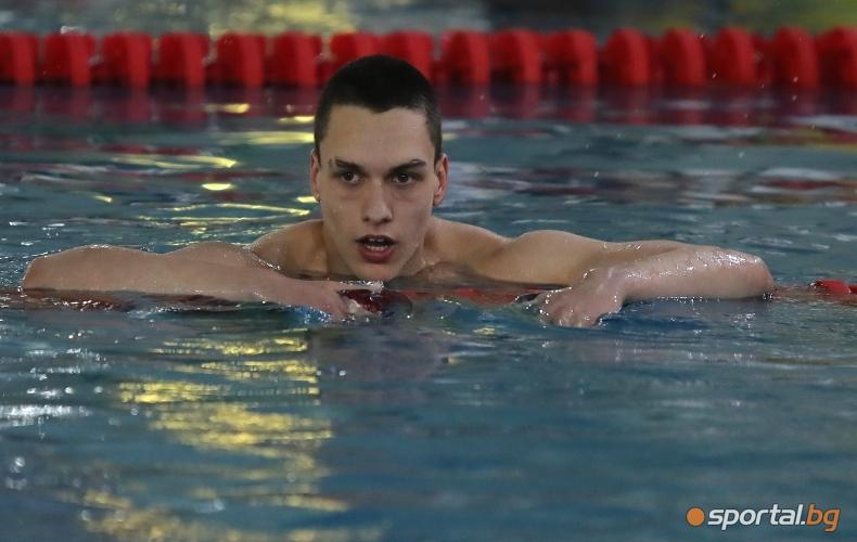 Финали на държавното първенство по плуване за мъже и жени - ден II