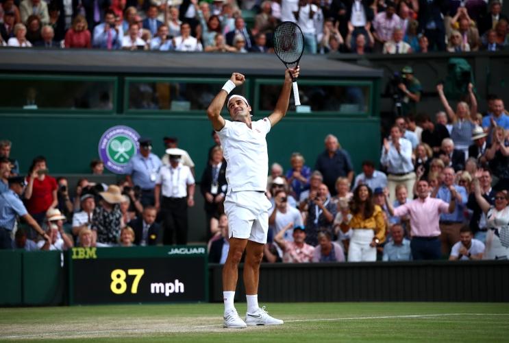Федерер срази Надал в Лондон
