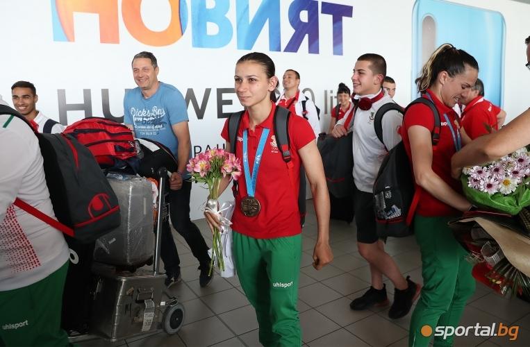 Станимира Петрова, Даниел Асенов и Габриела Димитрова се прибраха с медали