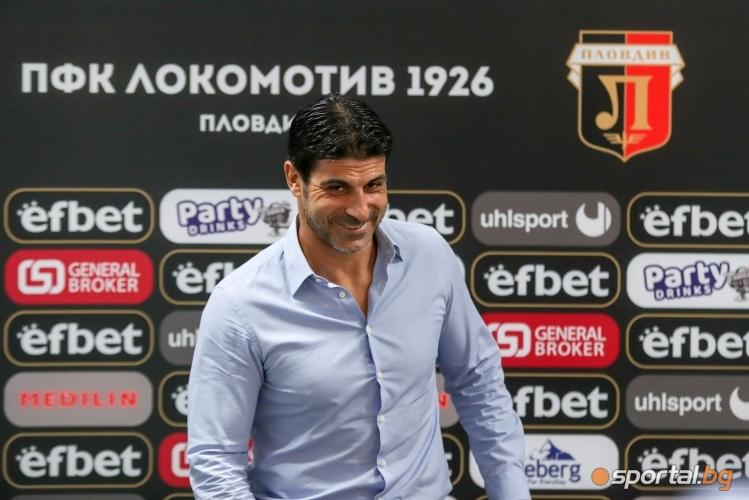 Георги Иванов - Гонзо е новият изпълнителен директор на Локомотив (Плводив)