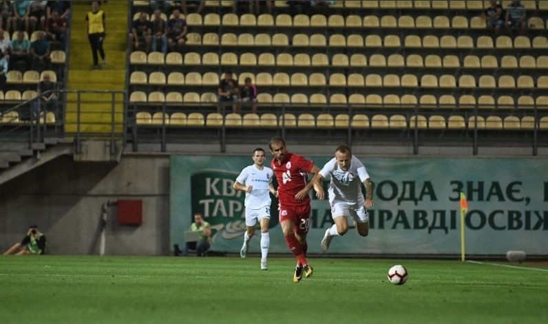 Зоря (Луганск) - ЦСКА-София 1:0