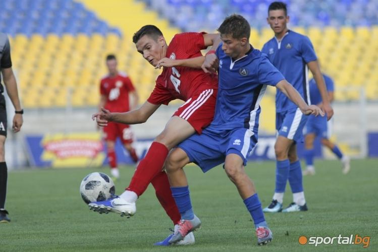 Левски - ЦСКА-София (U19)