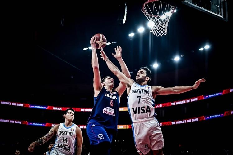 Мондиал 2019: Аржентина - Сърбия