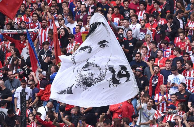 Атлетико Мадрид - Селта