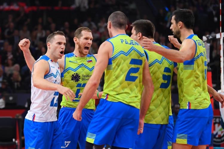 Финал на Евроволей 2019: Сърбия - Словения