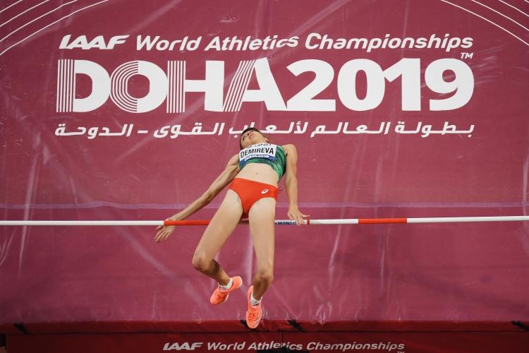 Злато за Ласицкене в страхотен финал в скока на височина