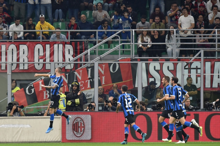 Милан - Интер