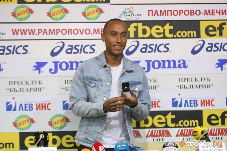 Паулиньо е футболист номер едно на месец август