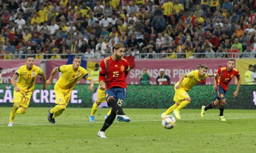 Румъния - Испания