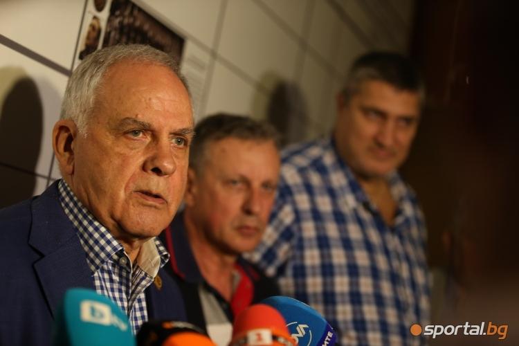БФ остави Пранди да води националният отбор по волейбол