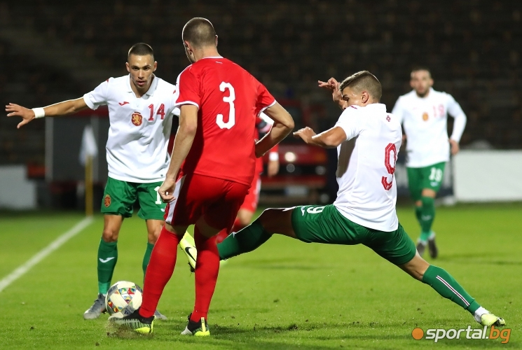 България (U21) - Сърбия (U21)