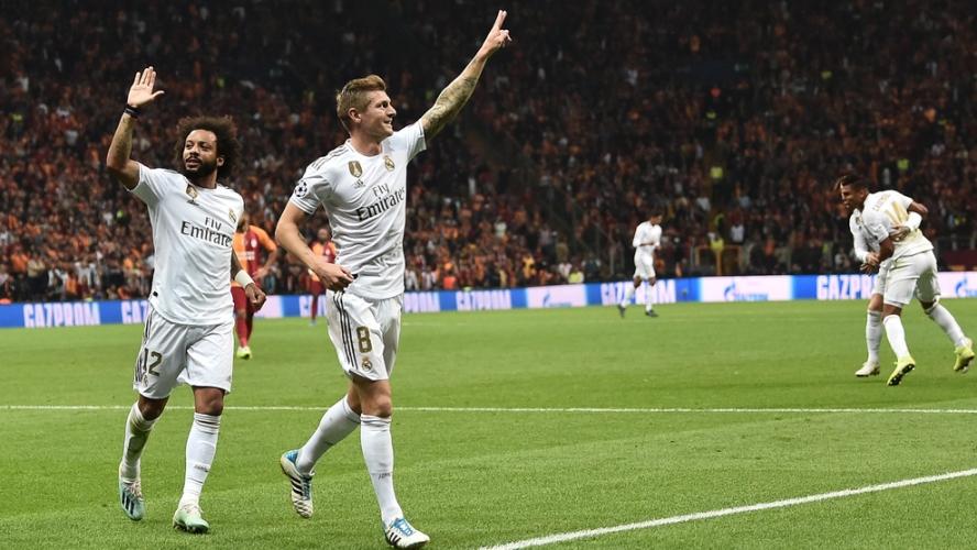 Галатасарай - Реал Мадрид