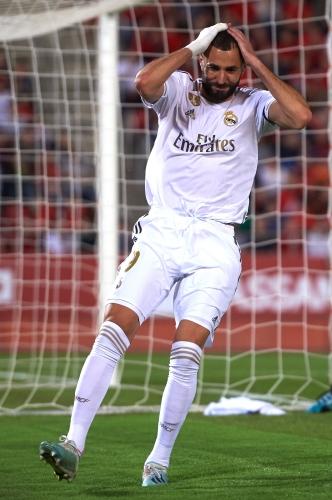 Майорка - Реал Мадрид 1:0