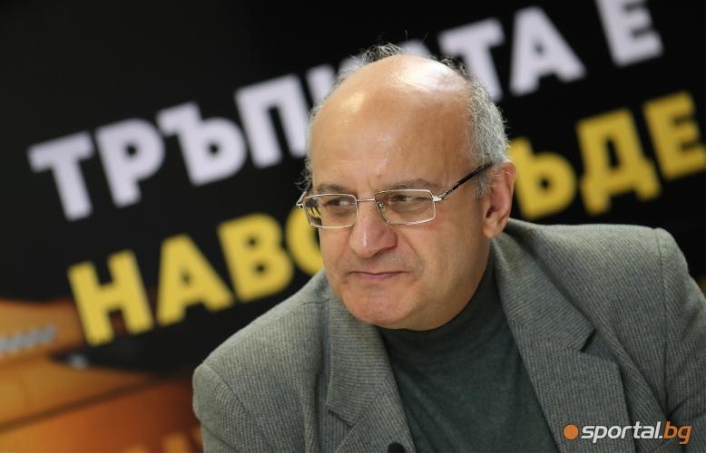 """""""От дузпа в тъч"""" с гост Георги Славчев и Румен Пайташев"""