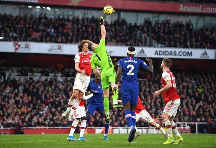 Арсенал - Челси 1:2