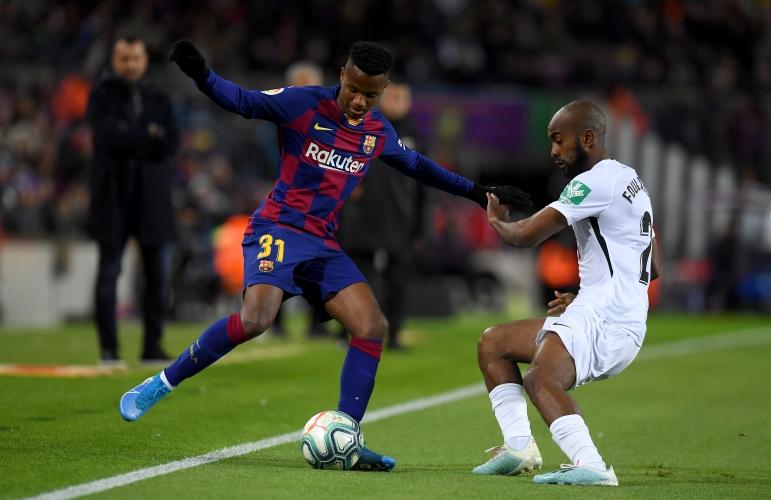 Барселона - Гранада в дебюта на Сетиен
