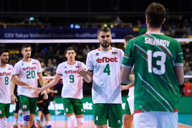България - Германия 1:3
