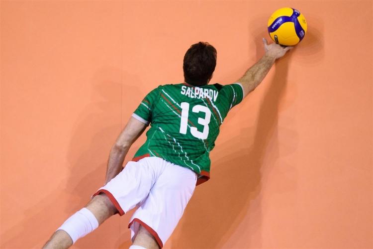 България - Нидерландия 3:0