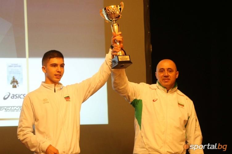 """""""Най-добър млад спортист на България"""" 2019"""