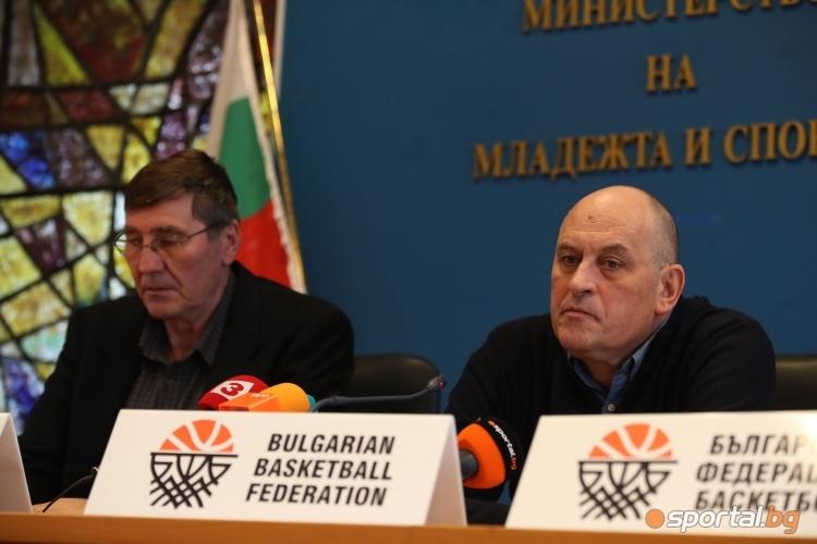 Пресконференция на Росен Барчовски