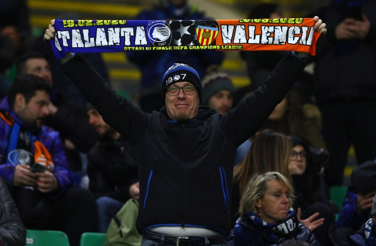 Аталанта - Валенсия