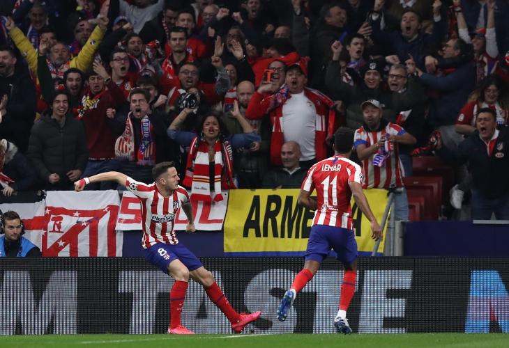 Атлетико Мадрид - Ливърпул