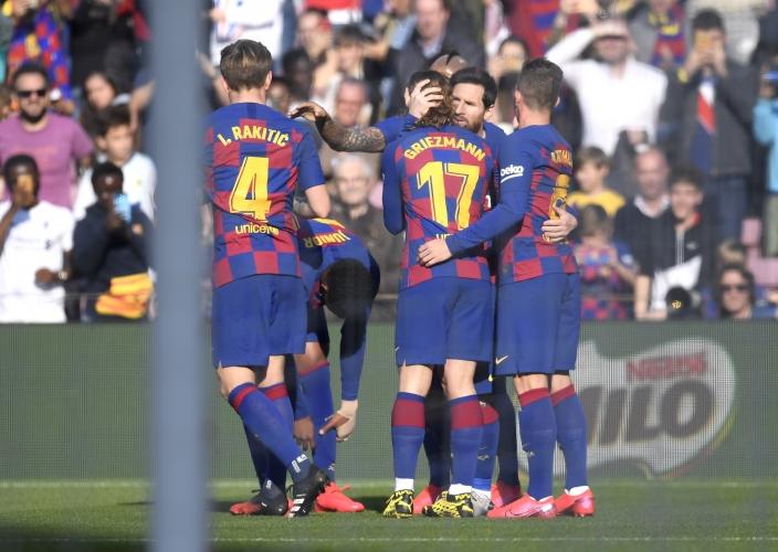 Барселона - Ейбар