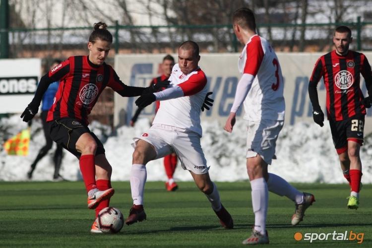 Представяне на Локомотив (София) срещу Кариана Ерден