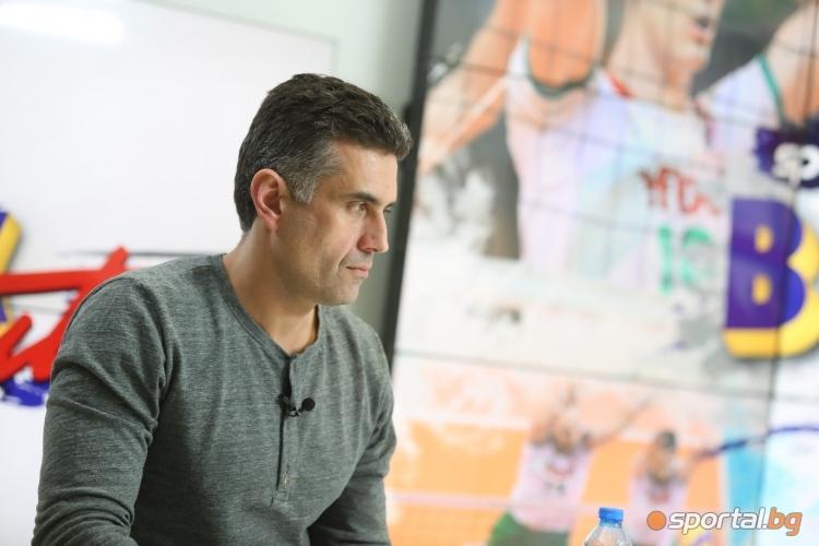 Шефовете на ВК Левски за новата зала и бъдещето на клуба