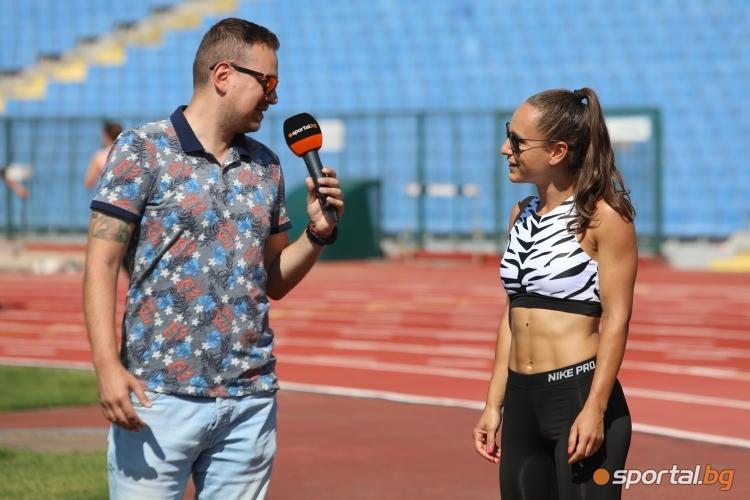Интервю с Ина Евтимова