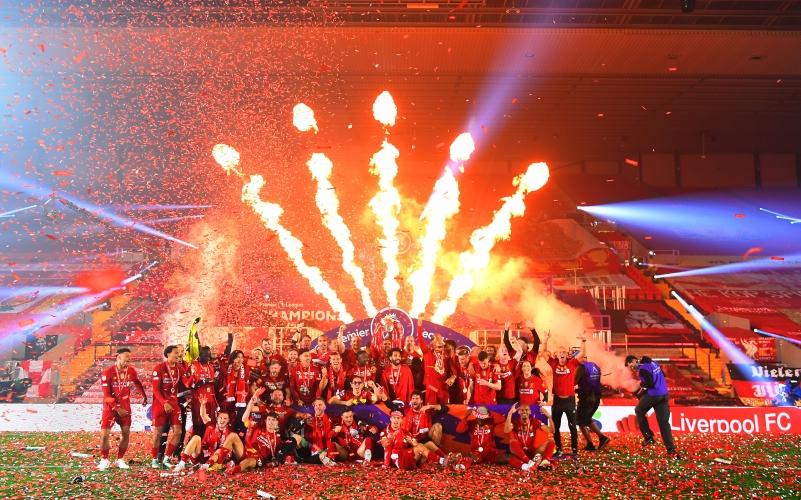 Ливърпул вдигна 19-ата си шампионска титла