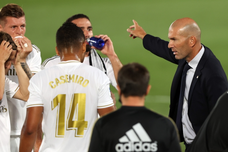 Реал Мадрид - Хетафе