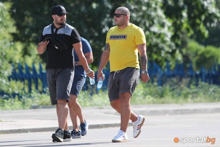 Среща на феновете с новия управителния съвет на Левски