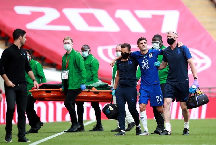 Арсенал - Челси 2:1, финал за Купата на Англия