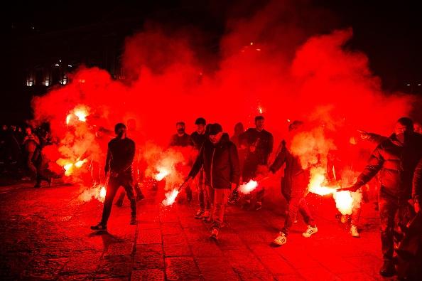 Неапол почете своя футболен бог