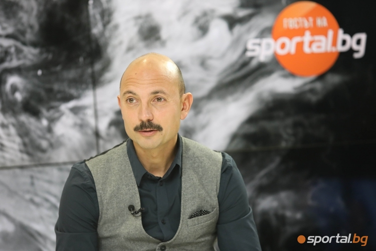 """""""Гостът на Sportal.bg"""" със Станислав Ангелов - Пелето"""