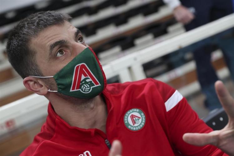 Фридрихсхафен удари Локо (Новосибирск) в Шампионската лига