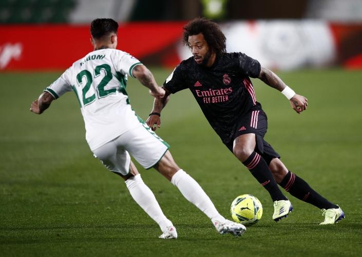 Елче - Реал Мадрид