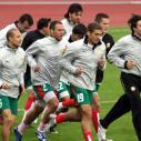 Първа тренировка на националите преди мача с Албания