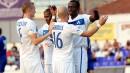 Левски победи Монтана с 2:0 в жегата
