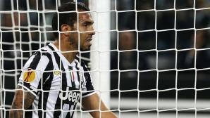 Бенфика разплака Ювентус насред Торино