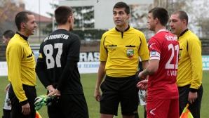 ЦСКА загуби с 2:3 гостуването си на Локомотив (Горна Оряховица)