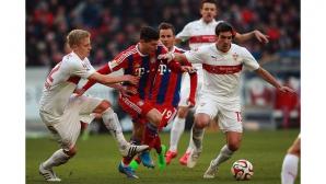 Щутгарт - Байерн (Мюнхен) 0:2