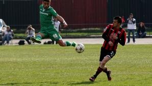 Локомотив (Сф) - Лудогорец 0:0