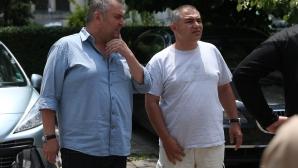 Завърши срещата между Васил Божков и феновете на ЦСКА